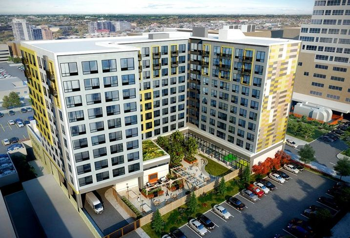 The Hamilton Breaks Ground In Attempt To House CCP Students In Market-Rate Apartments