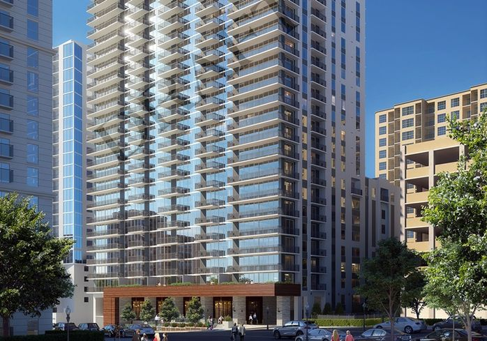 Lennar Breaks Ground On Midtown Apartment High-Rise