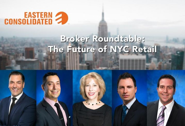 Broker Roundtable: The Future Of NYC Retail