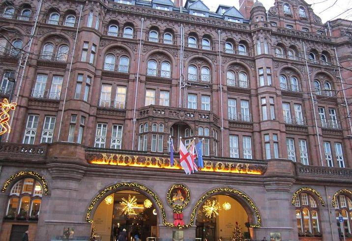 Midland Hotel Manchester UK