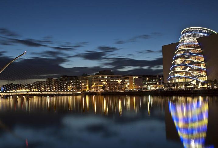 Dublin Seen As Third Best In Europe For Investment And Development In 2019