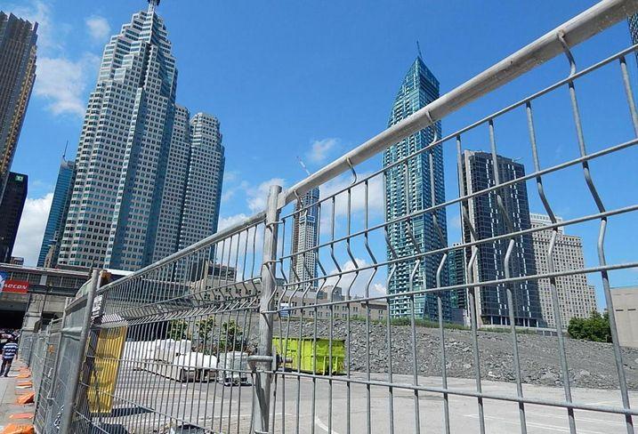 CIBC Square megaprojects Toronto