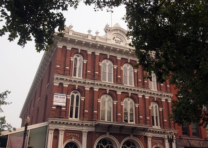 Historic New Market Theater Building A Step Closer To Being Collaborative Office Space