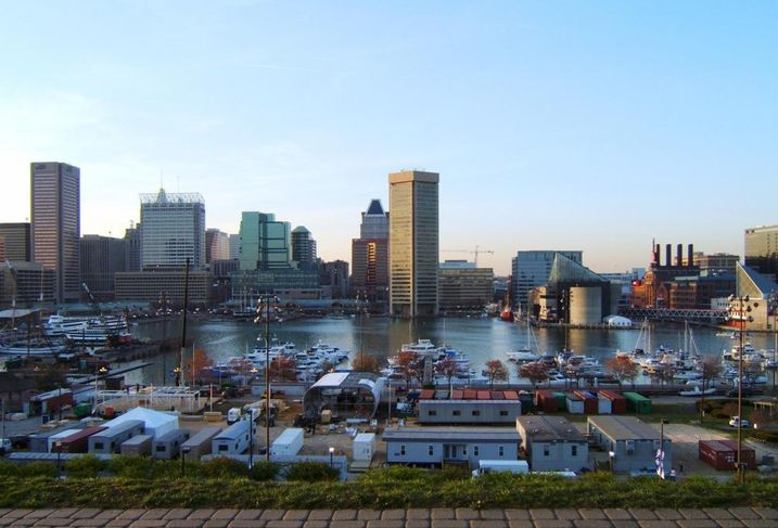 3 Buildings In Downtown Baltimore Utilizing Green Heating Or Cooling
