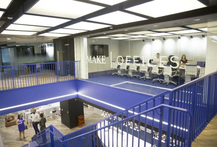 MakeOffices Opens Philadelphia's Largest Co-Working Space