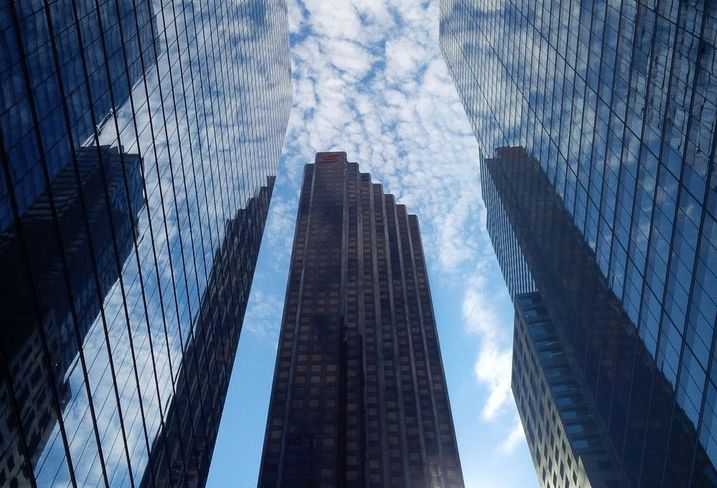 Scotia Plaza commercial real estate