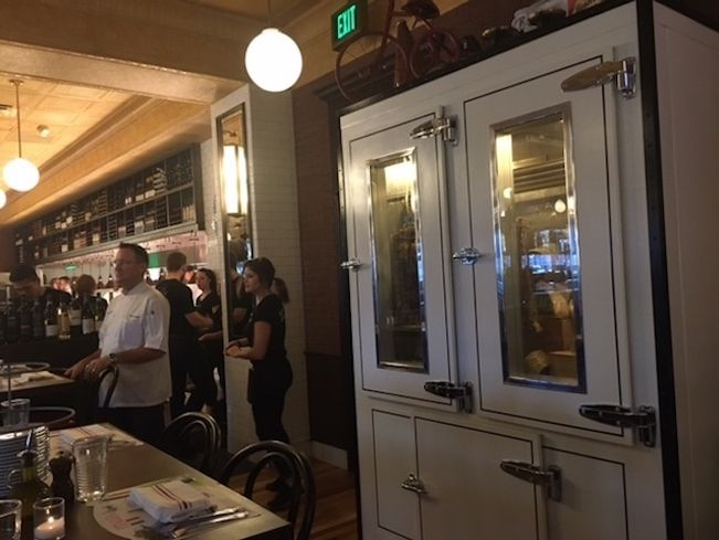 Marcella's Denver celebrated its grand opening at Centric LoHi