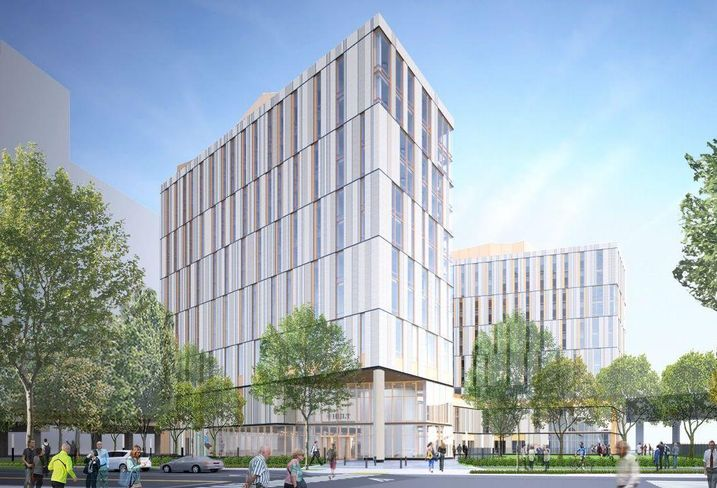 EF Education First Celebrates Groundbreaking Of Its Third North Point Building
