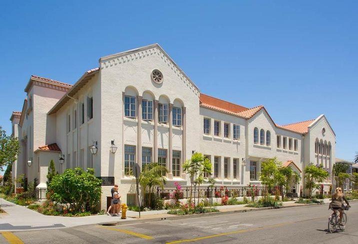 Immanuel Place senior housing in Long Beach