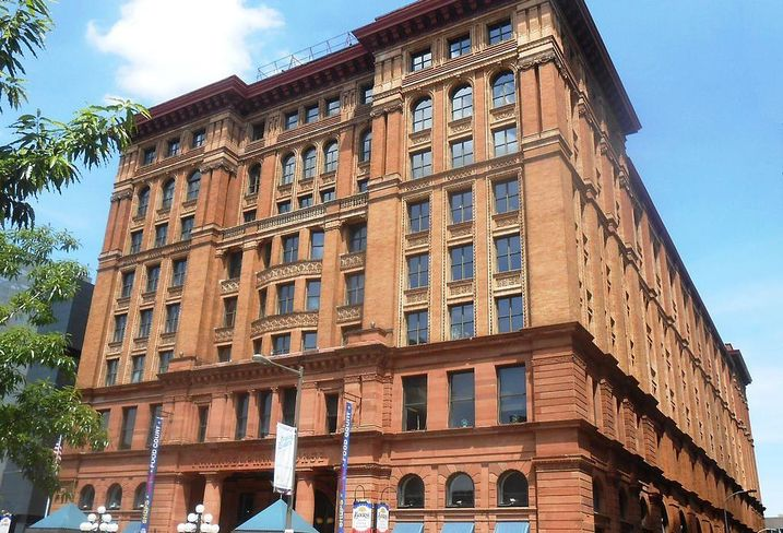 Bourse Building To Convert Ground Floor Into Upscale Food Hall