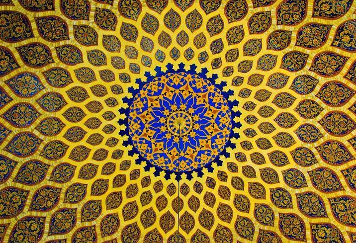 Dome Ibn Battuta mall Dubai islamic