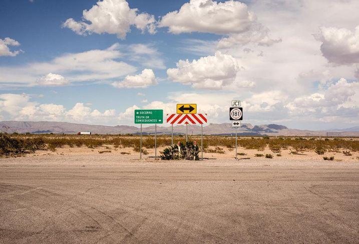 New Kinds Of Street Signs And Highway Markings Can Talk To Autonomous Vehicles