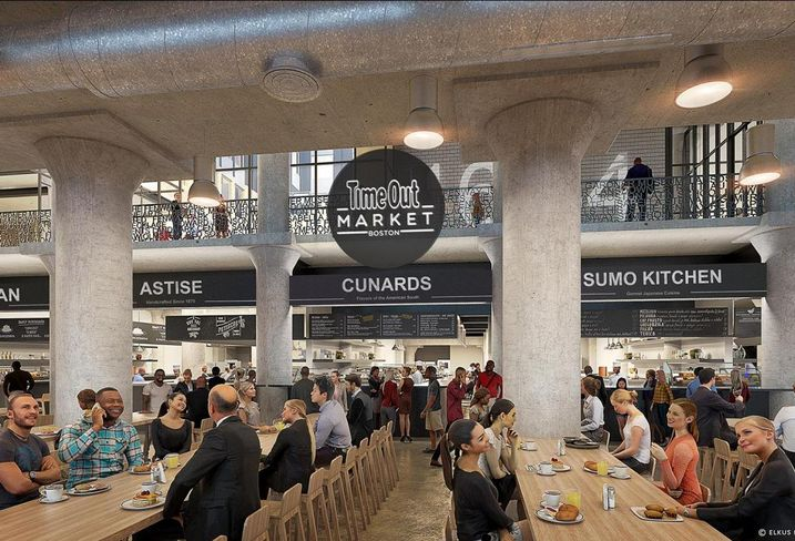 New Fenway Food Hall Promises 'Best Of The City'