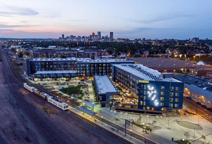 Denver Is Future-Proofing Its Parking Garages