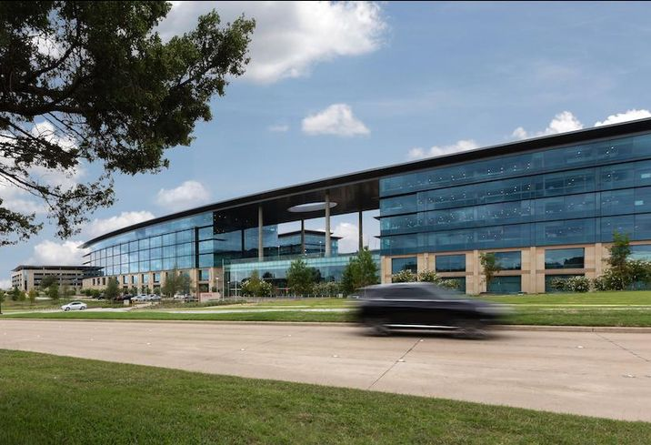 Toyota's new U.S. HQ in Plano, Texas