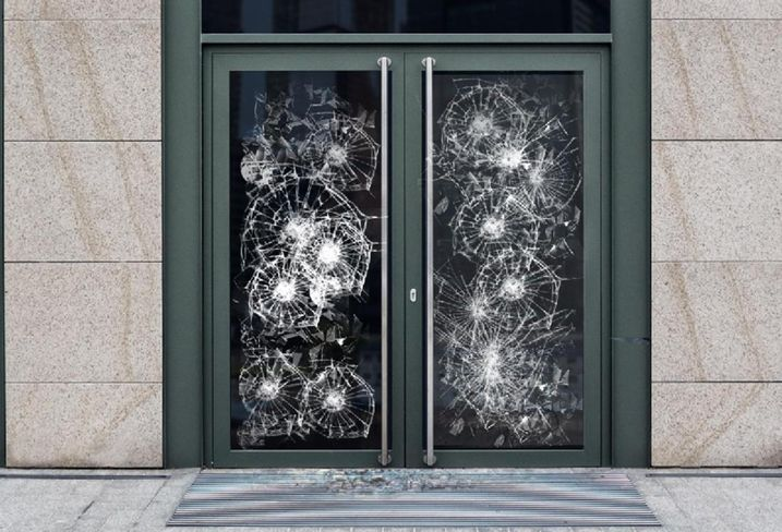 Riot Glass Strengthens Vulnerable Windows, Halting Thieves And Shooters
