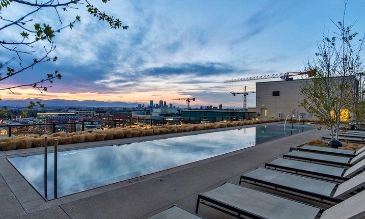 Steele Creek has an infinity pool on its rooftop deck
