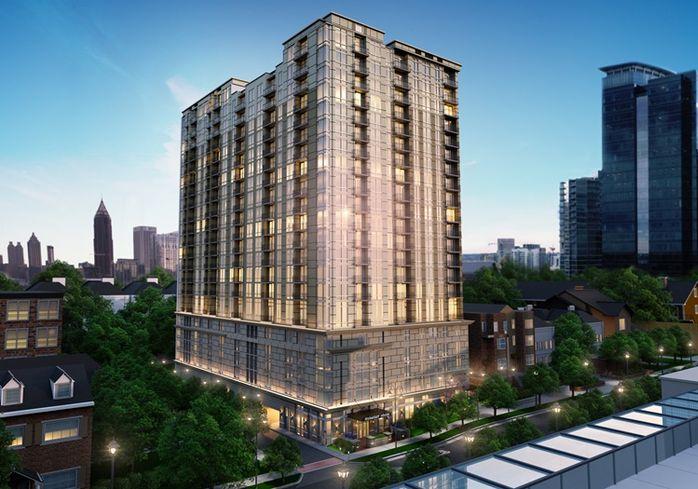 Wood Partners Midtown Atlanta