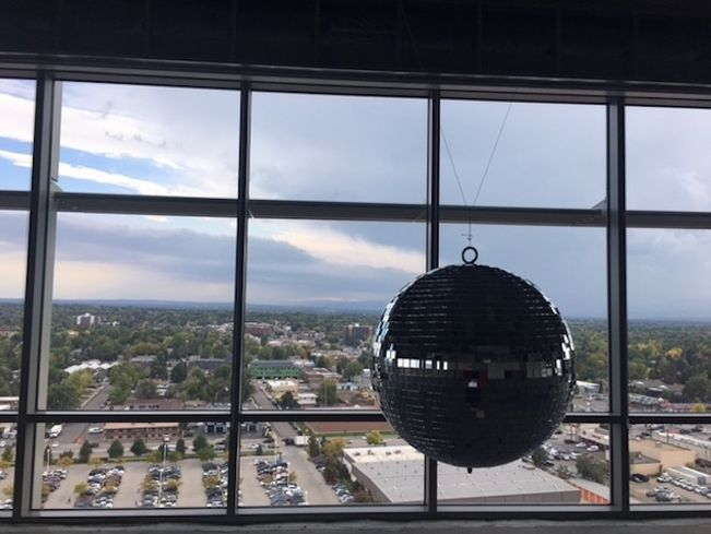 Tenants will enjoy sweeping views from offices in Colorado Center Tower 3
