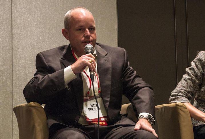 JPI Senior Vice President Matt Brendel