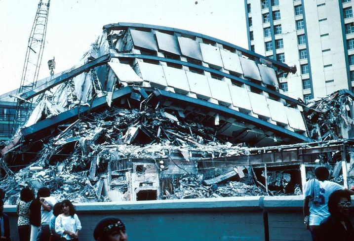 When Earthquakes Strike, Structural Engineering Gets Better