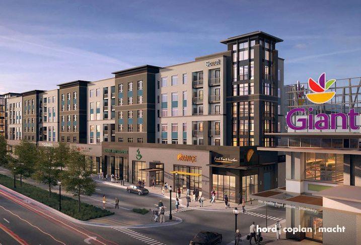 From Old Strip Malls And Office Parks, Fairfax Developers Are Going