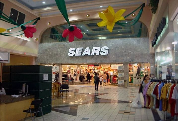 Sears Canada Toronto REITS