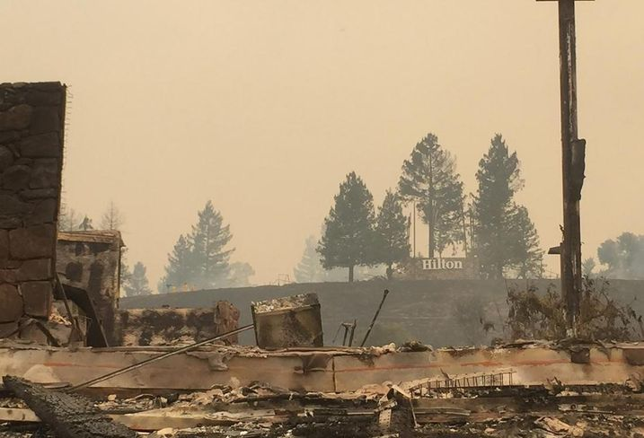 All Is Not Lost In Wine Country Hospitality After Fires