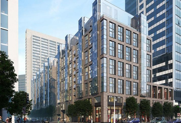 150 Van Ness Tops Off, Enters Next Phase Of Construction