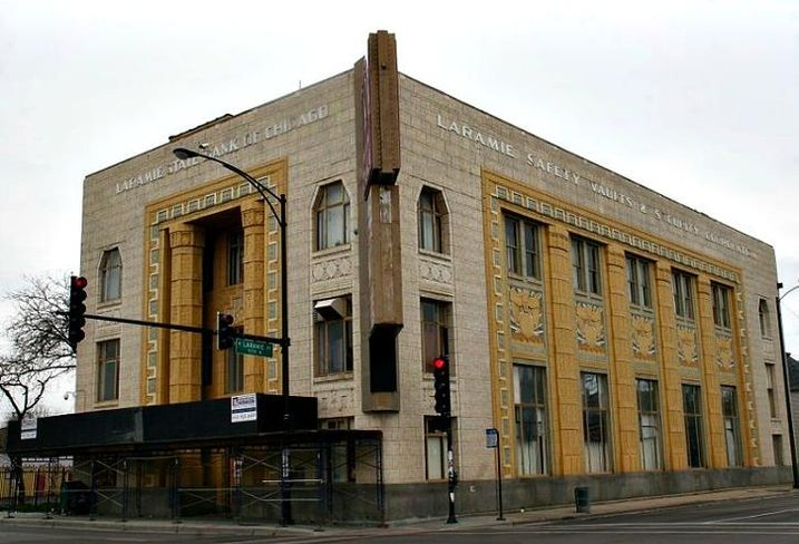 Laramie State Bank Building, Chicago