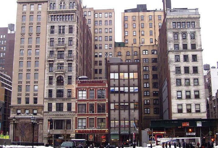31-41 Union Square West, mixed-use buildings in Midtown South, Manhattan
