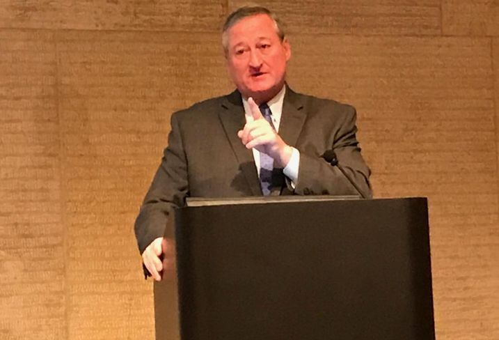 Mayor Kenney On Amazon HQ2: 'We're Gonna Win This'