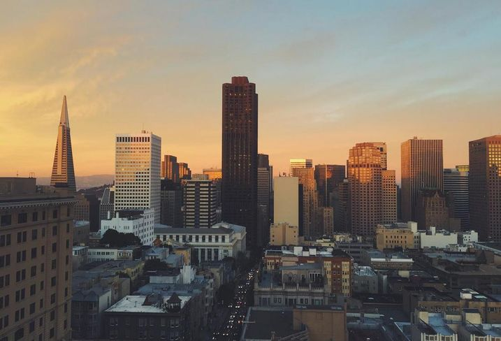 San Francisco's Bustling Startup Scene Is Hungry For Turnkey, Midsize Space