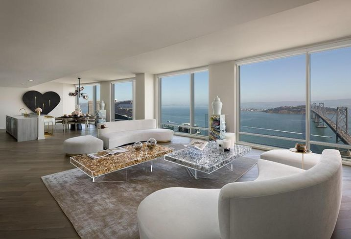 The Harrison's Penthouses Now On The Market Starting At $3M