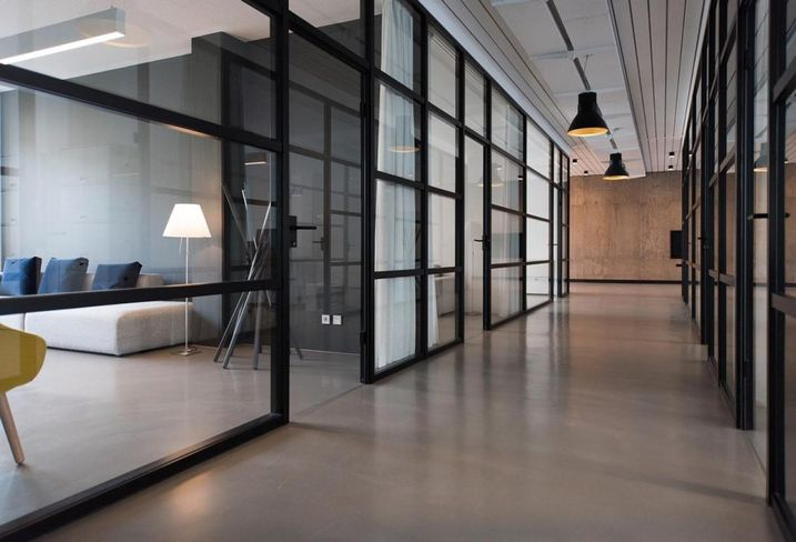 Professional Service Firms Pass On Open Office Remodels