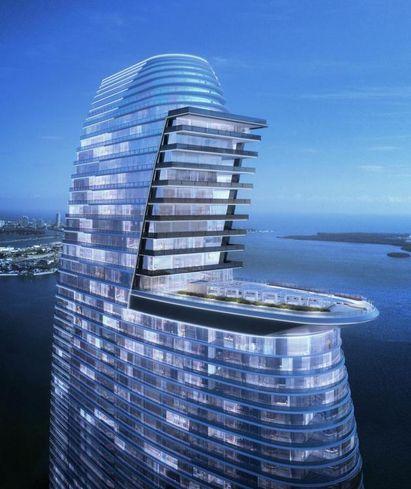Aston Martin Gets Into Real Estate; Miami Tower Breaks Ground