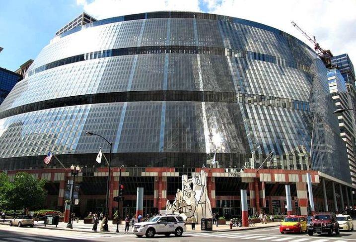 James R. Thompson Center, Chicago