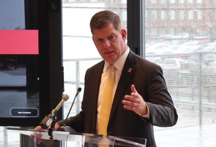 Boston Mayor Orders Construction Work To Wind Down Over Coronavirus Fears