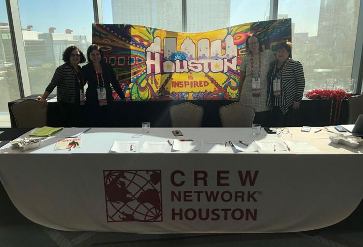 CREW Network Houston 2017 Convention