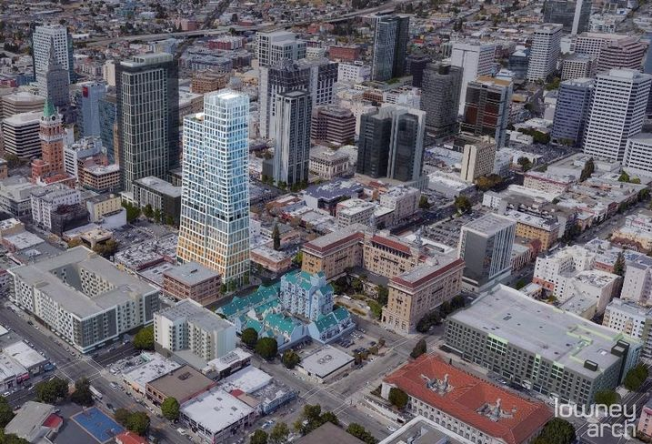 Pinnacle Red Group Plans To Build Oakland's Tallest Tower