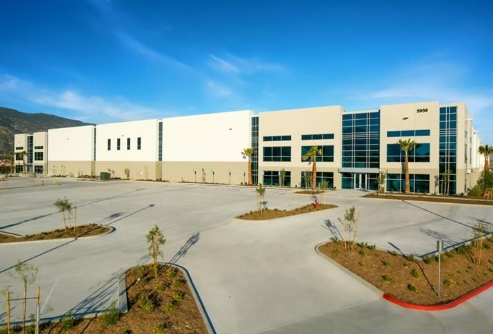 624K SF building leased to JC Penny in the IE