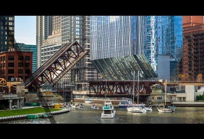 150 North Riverside, Chicago