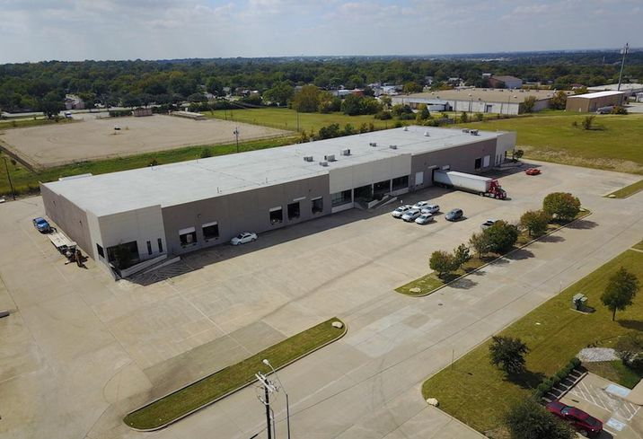 A DFW Company With A 2M SF Appetite