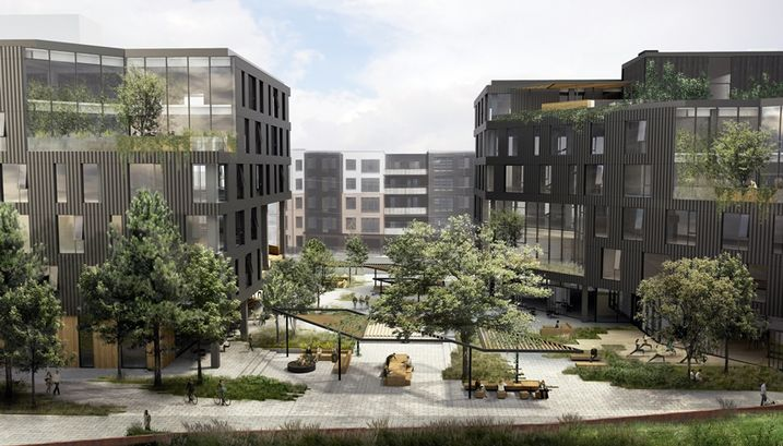 Digital Marketing Agency HQ Will Be In Field Office Development