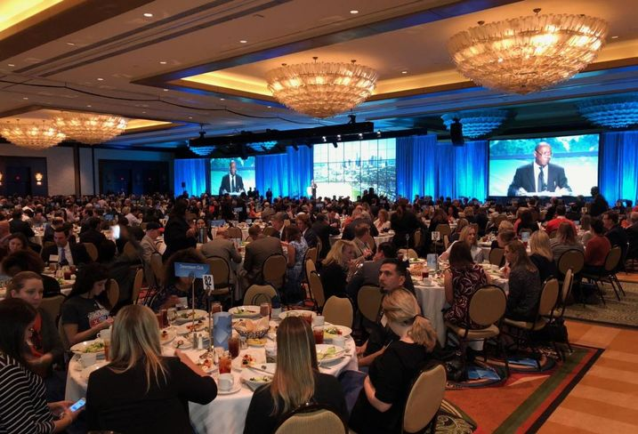 Central Houston 2017 Luncheon