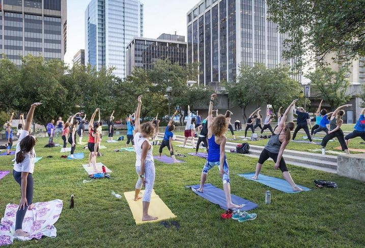 Emphasis On Experience Fuels Rosslyn's Live-Work-Play Transformation