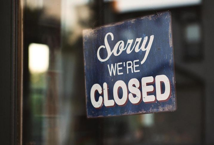 Some Stores That Go Dark During The Outbreak Might Not Ever Open Again