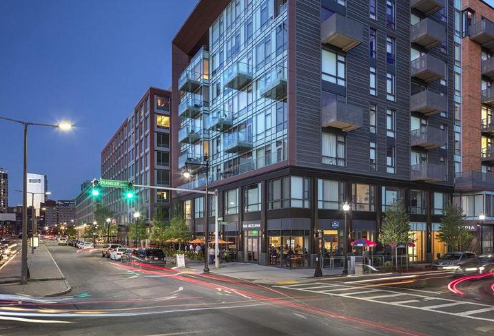 Small-Format Retail The Secret Ingredient For Urban Mixed-Use Destinations