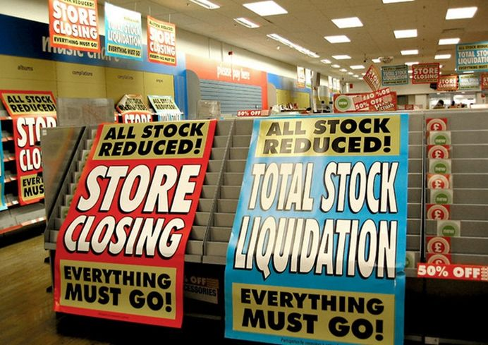 Debt Is The Real Poison Pill For Retail