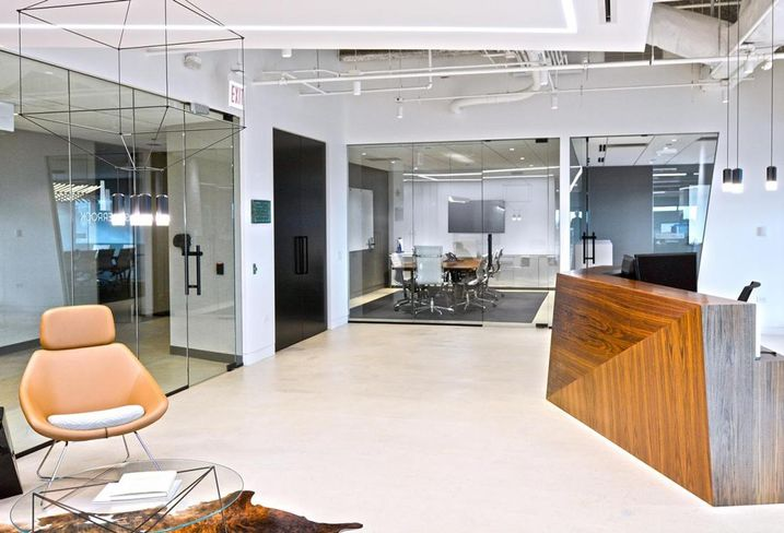 Bringing An Arizona Canyon To A Chicago Fintech Office